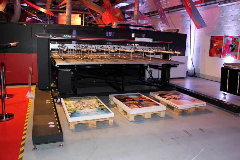 Digitale printer van MullerXXL